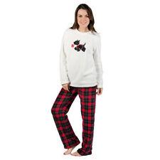 Full Length Check Pyjama Sets for Women