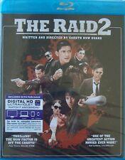The Raid 2 (Blu-ray Disc, 2014) Iko Uwais, Arifin Putra, Oka Antara, Alex Abbad