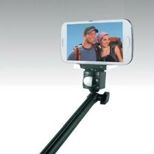 QUIKPOD SMARTPHONE SELFIE POLE monopod black for iPhone, Android, Samsung Tripod