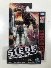 Transformers Siege War for Cybertron Battle Masters Firedrive Figure NEW