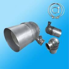 EU4 DPF Dieselpartikelfilter CITROEN C5 III (Break) 1.6HDI 9HZ DV6TED4 2008/02-