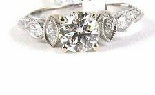 14k White Gold 1.44ct TDW Diamond Ring