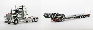 Membrey C509 - Z01486 , Drake 5x8 Swingwing Drop Deck Trailer - Membrey  ZT09231