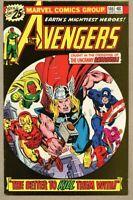 Avengers #146-1976 fn+ 6.5 Tony Isabella Keith Pollard Gil Kane