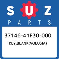 37146-41F30-000 Suzuki Key,blank(volusia) 3714641F30000, New Genuine OEM Part