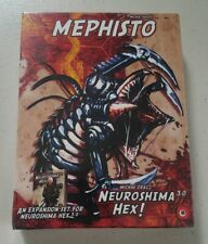 Neuroshima Hex 3.0: Mephisto (Board Game Expansion) Portal Games upgrade NEW