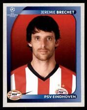 Panini Champions League 2008-2009 - PSV Eindhoven Jeremie Brechet No.423