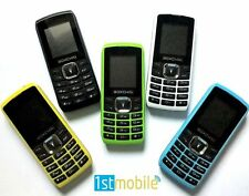 DUAL SIM mobile phone. Boxchip D402, Bluetooth, Camera, MP3 UNLOCKED 5 colours