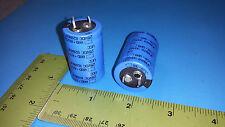 Capacitors, 6200uF, 25V, Aluminum Electrolytic, Snap In, 80D822M025JD2 (200 pcs)