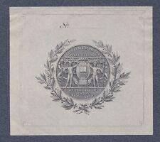 Ex Libris Bookplate for the Boston Public Library