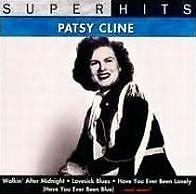 PATSY CLINE : SUPER HITS (CD) sealed