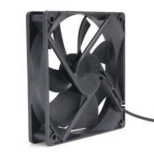 USB Case Fan 120mm Silent Computer Fans USB Powered 5V PC Cooling Fan