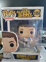 Funko Pop 1050 It's Always Sunny n Philadelphia Dennis Starring as The Dayman