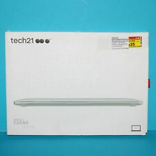 "Tech21 Impact Absorbtion Snap Clear Lightweight Case for MacBook 12"" - Matte NEW"