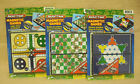 CASE OF 6 MAGNETIC GAMES - 2 EA OF 3 STYLES -  NEW -   ZJA-3262