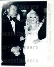 1978 Actress Mae West at Premiere of Sextette Press Photo