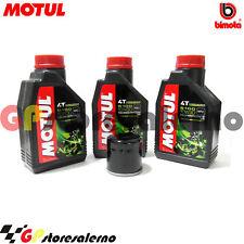 TAGLIANDO OLIO + FILTRO MOTUL 5100 10W30 BIMOTA 600 YB9 SR 1997