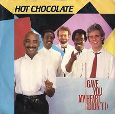 DISCO 45 Giri   Hot Chocolate - I Gave You My Heart / Jeannie