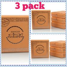 3 Pack Nabeel Touch Me Bukhoor Home Fragrance  Bakhoor Incense Aroma 40 g