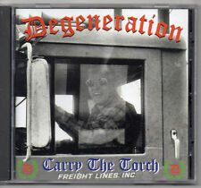 Degeneration - Carry The Torch CD