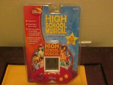 Disney High School Music Electronic Hand Held Game New In Sealed Package Ages 5+