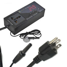Digital Thermostat For Reptile Lizard Heat Mat Lamp Incubator Aquarium 110V/16A