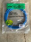 ATG1010-BU 7FT Foot Cat6A 10g Certified Patch Ethernet LAN Network Router  Cord