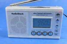 RADIO SHACK 12-9416, AM,FM,SW 1-8 multi band receiver. (ref B 146)