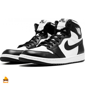 Nike Air Jordan 1 Retro White/Black