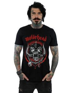 Motorhead Men's Lightning Wreath T-Shirt