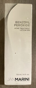Jan Marini Benzoyl Peroxide 10% 119ml 4oz Acne Treatment Lotion Skin Research