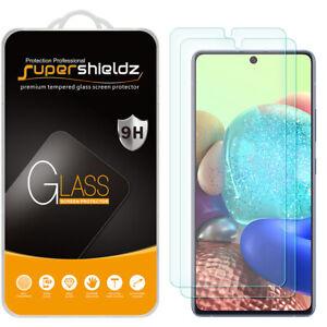 2X Supershieldz Tempered Glass Screen Protector for Samsung Galaxy A71 5G/ UW