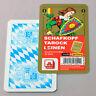 Tarock Schafkopf Leinen Kartenspiele Bayerisches Bild, Spielkarten von Frobis
