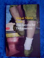 """""""Das bayrische Dekameron"""" von Oskar Maria Graf"""