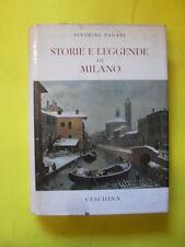 PAGANI - STORIE E LEGGENDE DI MILANO - CESCHINA