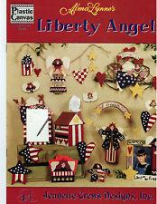 Plastic Canvas: Liberty Angels - Alma Lynne