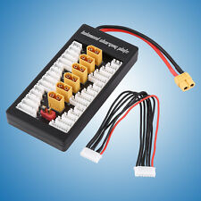 LiPo Charging Adaptor Board XT60 2 - 6S Charge Balance Parallel Connect Plate OB