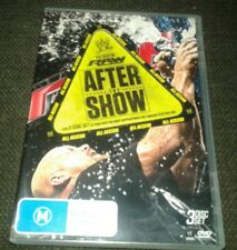 WWE - Best Of RAW - After The Show (DVD, 2014, 3-Disc Set)