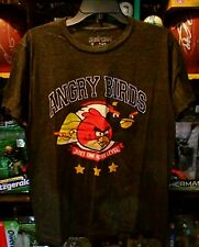 ANGRY BIRDS SHIRT Just One More Level VIDEO GAME T-Shirt ANGRY BIRD Shirts - MD