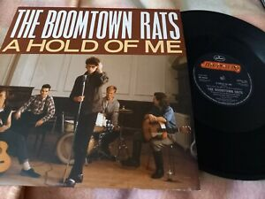 """The Boomtown Rats A Hold Of Me 12"""" Vinyl MERX 184 VG/VG"""