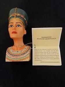 Egyptian Queen Nefertiti 4.5 Inch By 2001 Veronese