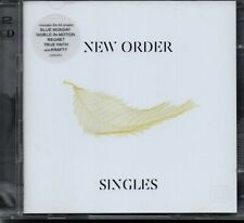 NEW ORDER - Singles - 2xCD Album *Best Of**Greatest Hits**Collection*