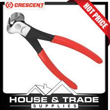 """Crescent Nippers End Cut 200mm 8"""" Cushion Grip 72-8CVN"""