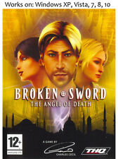 Broken Sword 4 The Angel of Death PC Game