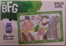 Roald Dahl ~ la BFG BIG Friendly Giant ~ 250 piece Jigsaw Puzzle