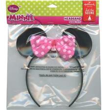 NEW Disney Minnie's Party Ears Headband Pink Bow Birthday Party Favors BRAND NEW