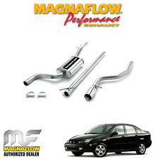 "MAGNAFLOW  2.25"" Cat Back Single Exhaust System 2000-2003 Ford Focus 2.0L 15687"