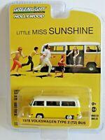 GREENLIGHT 1978 VOLKSWAGEN TYPE 2 (T2) BUS LITTLE MISS SUNSHINE 1/64 44820-C
