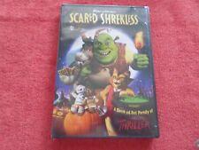 Scared Shrekless (DVD, 2011) - ANIMATED - NEW