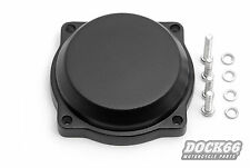 Top Cover schwarz CV Vergaser Harley Evo Twin Cam, Black Cover f. CV carburetor